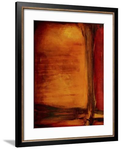 Red Dawn I-Erin Ashley-Framed Art Print