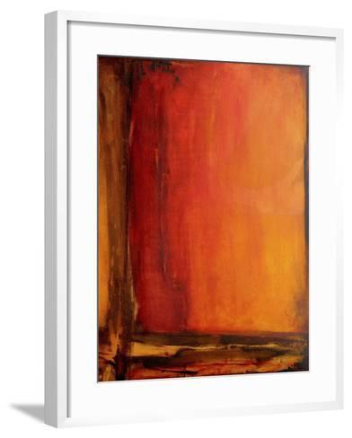 Red Dawn II-Erin Ashley-Framed Art Print