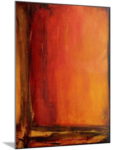 Red Dawn II-Erin Ashley-Mounted Art Print