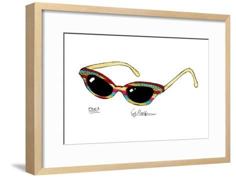 Erma-Jennifer Goldberger-Framed Art Print