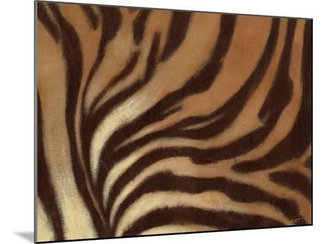 Tiger II-Norman Wyatt Jr^-Mounted Art Print