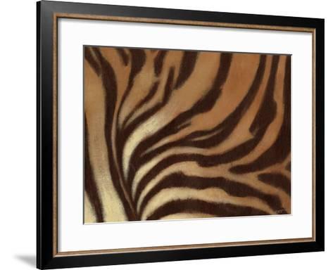 Tiger II-Norman Wyatt Jr^-Framed Art Print