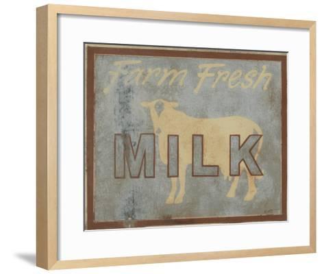 Milk-Norman Wyatt Jr^-Framed Art Print