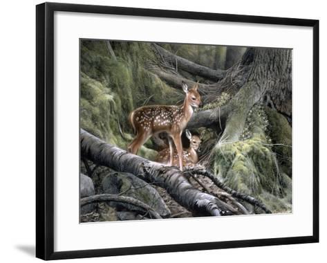 Awakening-Kevin Daniel-Framed Art Print