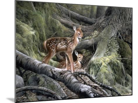Awakening-Kevin Daniel-Mounted Art Print