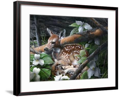 Undercover I-Kevin Daniel-Framed Art Print
