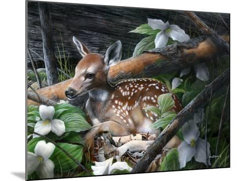 Undercover I-Kevin Daniel-Mounted Art Print