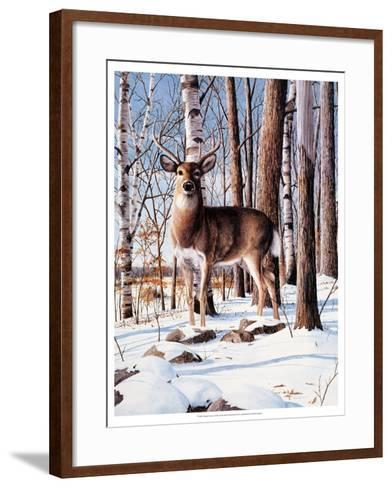 Simply Curious I-Kevin Daniel-Framed Art Print