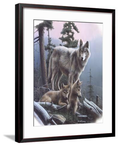 Vantage Point I-Kevin Daniel-Framed Art Print