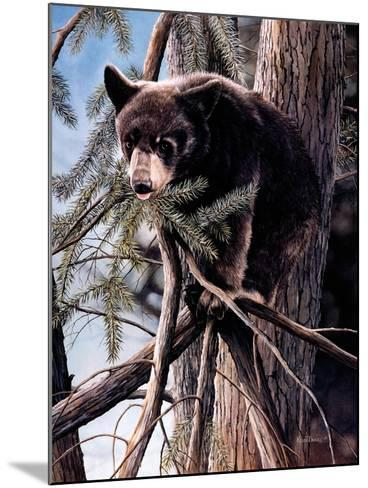 Out on a Limb-Kevin Daniel-Mounted Art Print
