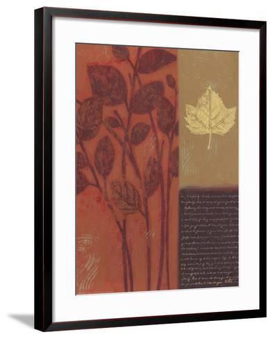 Remember November II-Norman Wyatt Jr^-Framed Art Print