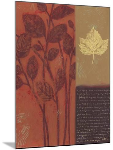 Remember November II-Norman Wyatt Jr^-Mounted Art Print