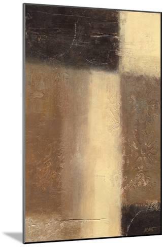 Ivory and Onyx I-Norman Wyatt Jr^-Mounted Art Print