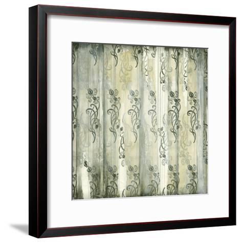 Aged Elegance I-Jennifer Goldberger-Framed Art Print