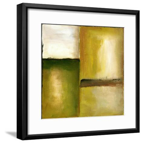 Mirrored Reflections II-Chariklia Zarris-Framed Art Print
