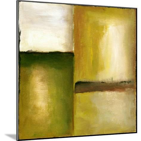 Mirrored Reflections II-Chariklia Zarris-Mounted Art Print