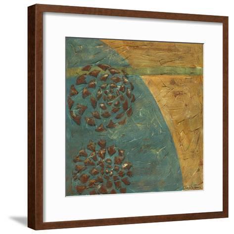 Latticework I-Chariklia Zarris-Framed Art Print