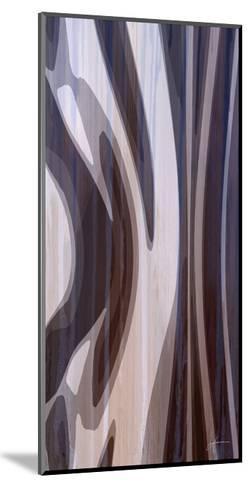 Bentwood Panel I-James Burghardt-Mounted Art Print