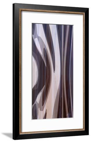 Bentwood Panel I-James Burghardt-Framed Art Print