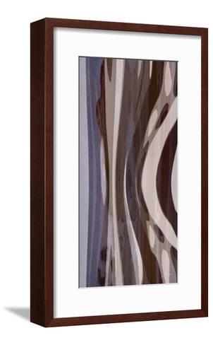 Bentwood Panel III-James Burghardt-Framed Art Print