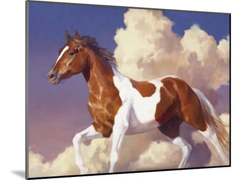 Flight Without Wings-Julie Chapman-Mounted Art Print