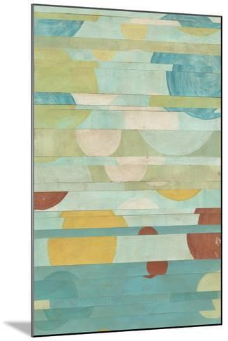 Non-Embellished Splice I-Megan Meagher-Mounted Art Print