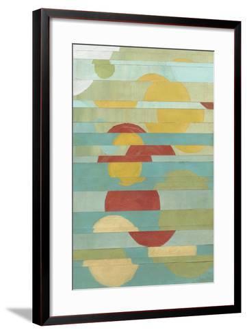 Non-Embellished Splice II-Megan Meagher-Framed Art Print