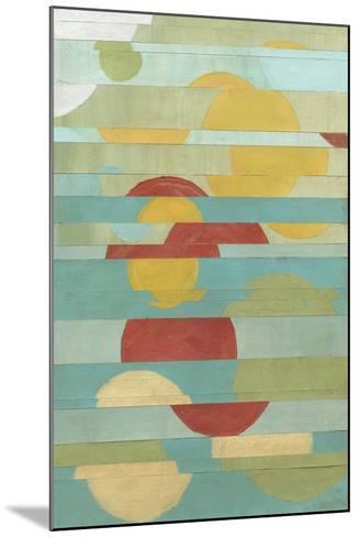 Non-Embellished Splice II-Megan Meagher-Mounted Art Print