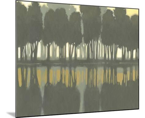Lake at Dawn II-Norman Wyatt Jr^-Mounted Art Print