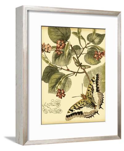 Mini Whimsical Butterflies I-Vision Studio-Framed Art Print