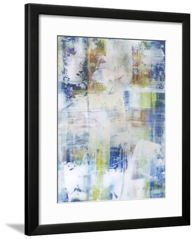 White Wash III-Jodi Fuchs-Framed Art Print