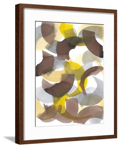 Parenthesis I-Jodi Fuchs-Framed Art Print
