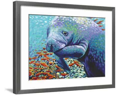Sea Sweetheart II-Carolee Vitaletti-Framed Art Print
