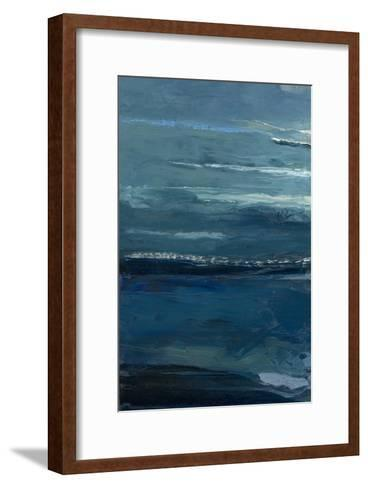 Mystery Current I-Julie Joy-Framed Art Print