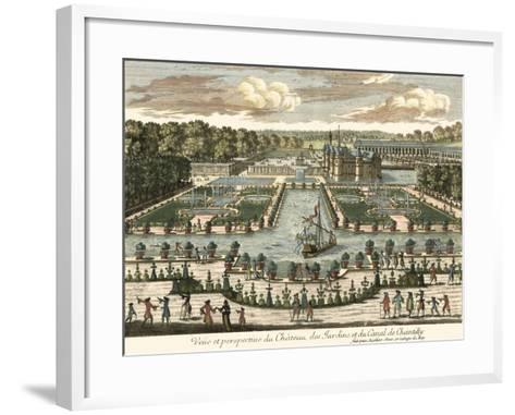 Small View of France III-Adam Perelle-Framed Art Print