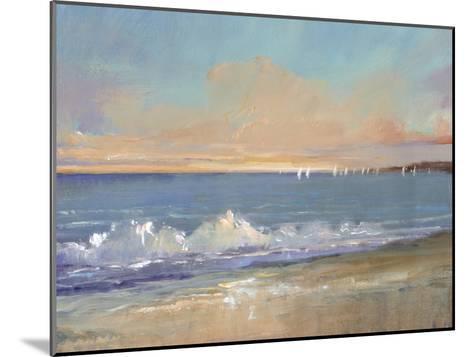 Sailing Breeze II-Tim O'toole-Mounted Art Print