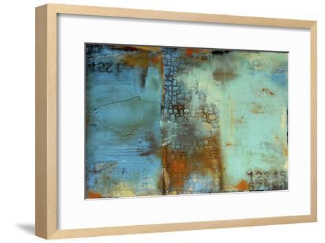 Deja Blue-Erin Ashley-Framed Art Print