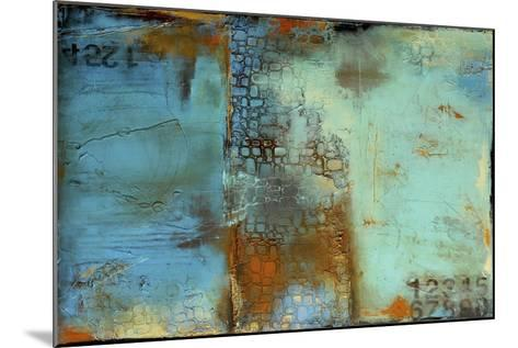 Deja Blue-Erin Ashley-Mounted Art Print