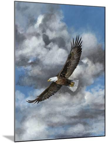 Soaring-Carolyn Mock-Mounted Art Print