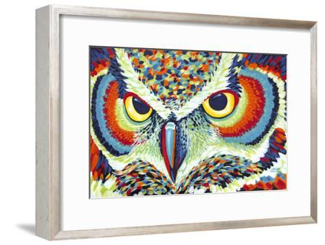 Bright Eyes-Carolee Vitaletti-Framed Art Print