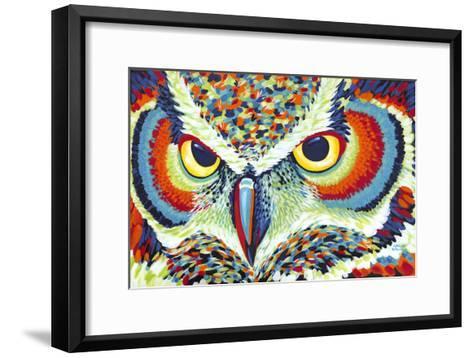 Bright Eyes-Carolee Vitaletti-Framed Art Print
