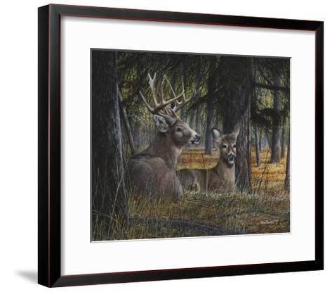 Autumn Royalty-Kevin Daniel-Framed Art Print