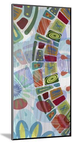 Midway Panels III-James Burghardt-Mounted Art Print
