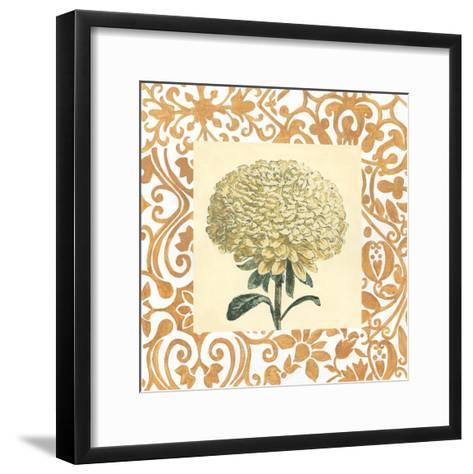 Non-embellished Chrysanthemum I-Megan Meagher-Framed Art Print