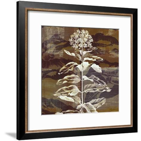 Prairie Mix VI-John Butler-Framed Art Print