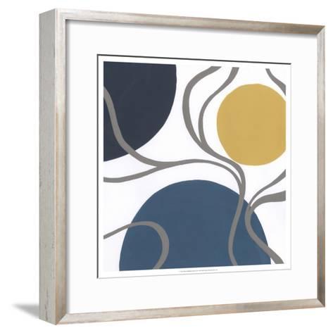 Non-Embellished Orbital I-Erica J^ Vess-Framed Art Print