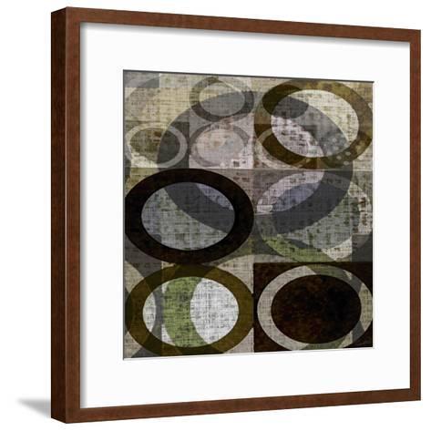 Icovia Squared II-John Butler-Framed Art Print