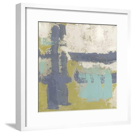 Chelsea Abstract I-Megan Meagher-Framed Art Print