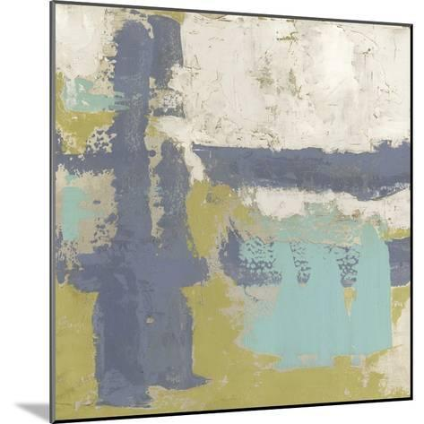 Chelsea Abstract I-Megan Meagher-Mounted Art Print