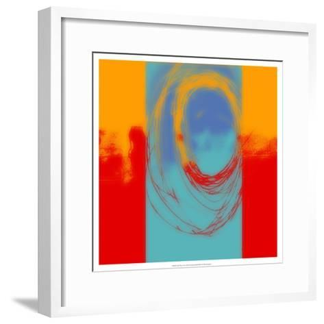 Surf's Up I-Ricki Mountain-Framed Art Print
